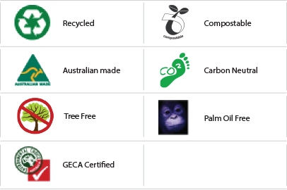 Green Certification - Symbols FSC