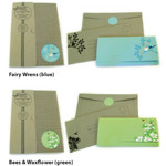 Earth Greetings - A4 - Recycled Stationery Sets