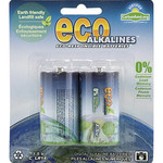 Eco Alkalines - C Batteries