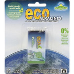 Eco Alkalines - 9 Volt Batteries