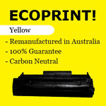 Canon - Cart301 - Yellow Toner - Colour Laser