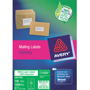 Mailers & Labels